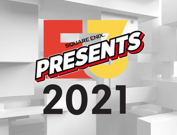 E3 2021 Square Enix