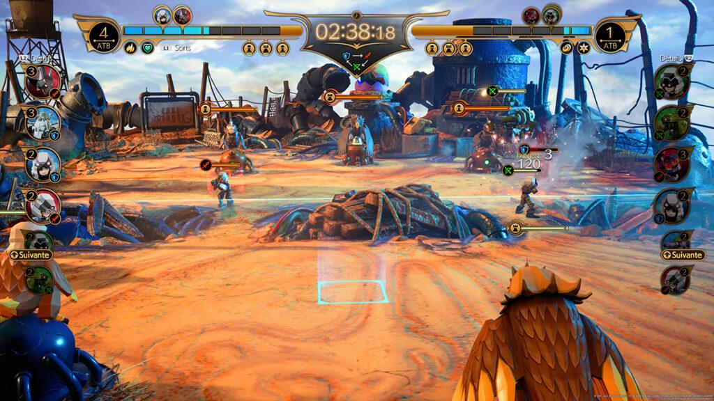 Fort Condor Final Fantasy VII Remake Intergrade