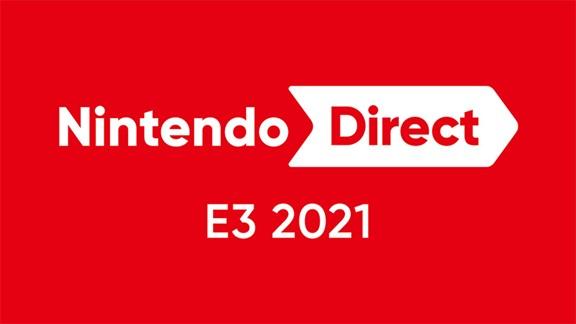 nintendo direct 15 juin 2021 E3