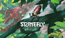 Stonefly, le jeu détente avec des méchas, est dispo