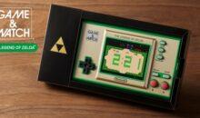 Un Game and Watch spécial Zelda avec 4 jeux annoncé sur l'E3 !