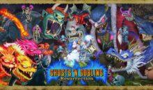 Ghosts' n Goblins Resurrection désormais infidèle à la Switch !