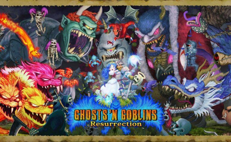 Ghosts' n Goblins Resurrection