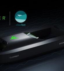 Razer nettoie les océans avec Clearbot, via son expertise de fabrication