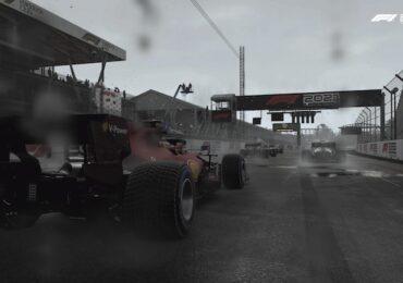 Carlos Sainz, Ferrari, au départ au Canada