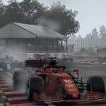 Charles Leclerc, Ferrari, sous la pluie au Canada dans F1 2021