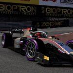 Nikita Mazepin en Formule 2 à Monaco dans F1 2021