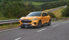Ford Mustang : la GT 100% électrique sur les routes de France !