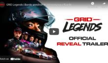 Grid Legends : F1 2021 fait des émules, avec une campagne scénarisée !
