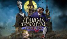 La Famille Addams revient hanter nos consoles
