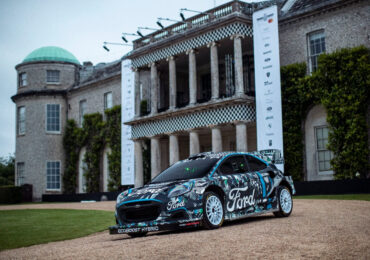 Puma Rally1 hybride wrc