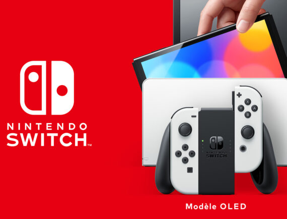 switch modèle oled