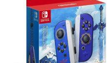 The Legend of Zelda : les joy-con Switch édition Skyward de retour !