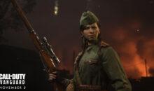 Call of Duty Vanguard : l'Alpha-test dispo demain sur PS5 et PS4 !