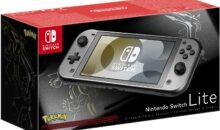 La Nintendo Switch Lite Dialga & Palkia en précommande