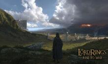 Le sublissime jeu vidéo Le Seigneur des Anneaux dans quelques jours !