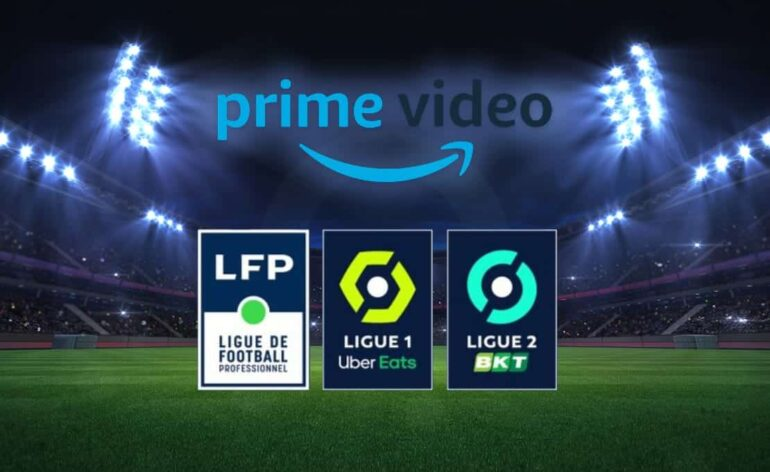 Ligue 1 Uber Eats Prime Video
