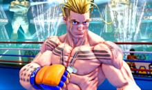 Luke, le dernier combattant de Street Fighter V, dévoilé