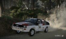 WRC 10 : débuts avec l'Alpine, la Xsara (Loeb) et la Quattro, avant le test [vidéo]
