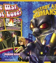 Destroy All Humans! 2 – Reprobed fuité par Playstation !