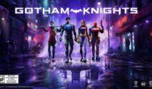 Gotham Knights : un visuel frais et inédit pour la Team Batman