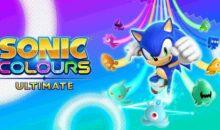Sonic Colours Ultimate : le grand bleu en test Switch
