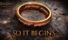 Le (splendide) jeu vidéo le Seigneur des Anneaux sort ce mois-ci !