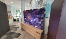 SONY : visite et présentation du Showroom pour les professionnels, à Paris