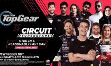 Circuit Superstars : Top Gear, Grosjean et Norris partenaires du jeu vidéo !
