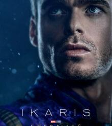 Vidéo. Zoom sur Ikaris, le Clark Kent façon Marvel de The Eternals