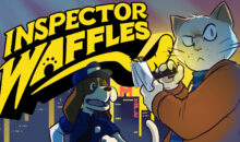 Inspector Waffles sur Switch : le test félin