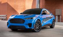 La Mustang Mach-E passe le test de la Police de Détroit avec brio, une 1ère !