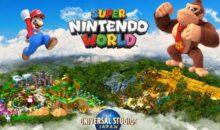 Le parc d'attraction de Nintendo double de taille avec Donkey Kong !