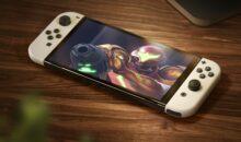 Switch. Grosse fin de semaine pour Nintendo avec Samus et l'OLED