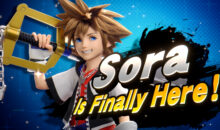 Sora se joint à la bason de Super Smash Bros Ultimate en vidéo