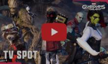 Un Spot TV de folie, pour Groot, Gamora, Starlord et cie ! [jeux vidéo]