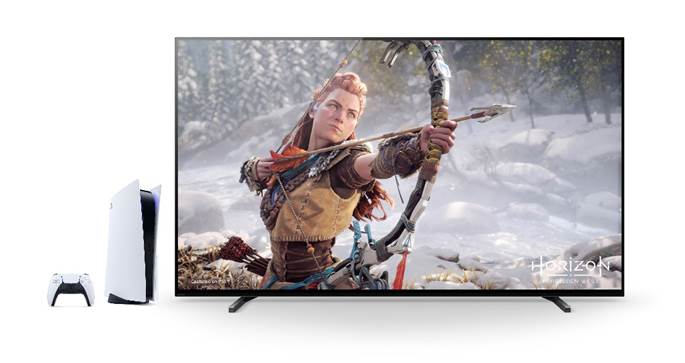 bravia xr for playstation 5