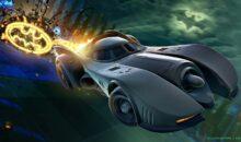 Halloween : Batman et ses batmobiles dans Rocket League ce jour !